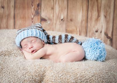 Baby Nicolas' Newborn Session