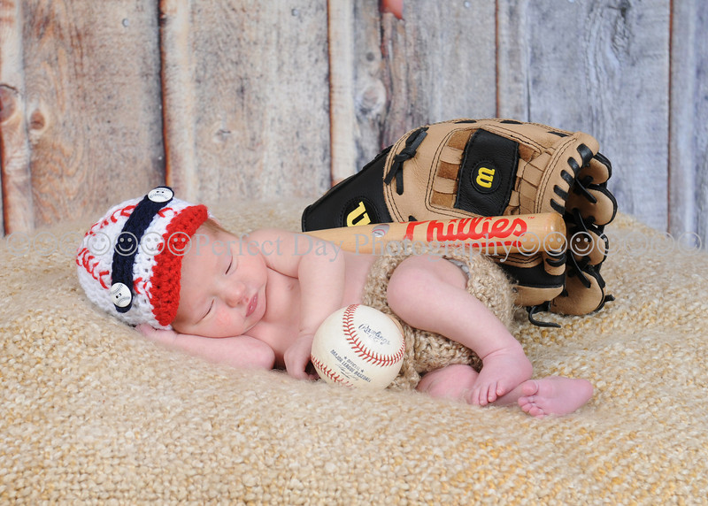 Bryce's Newborn Session