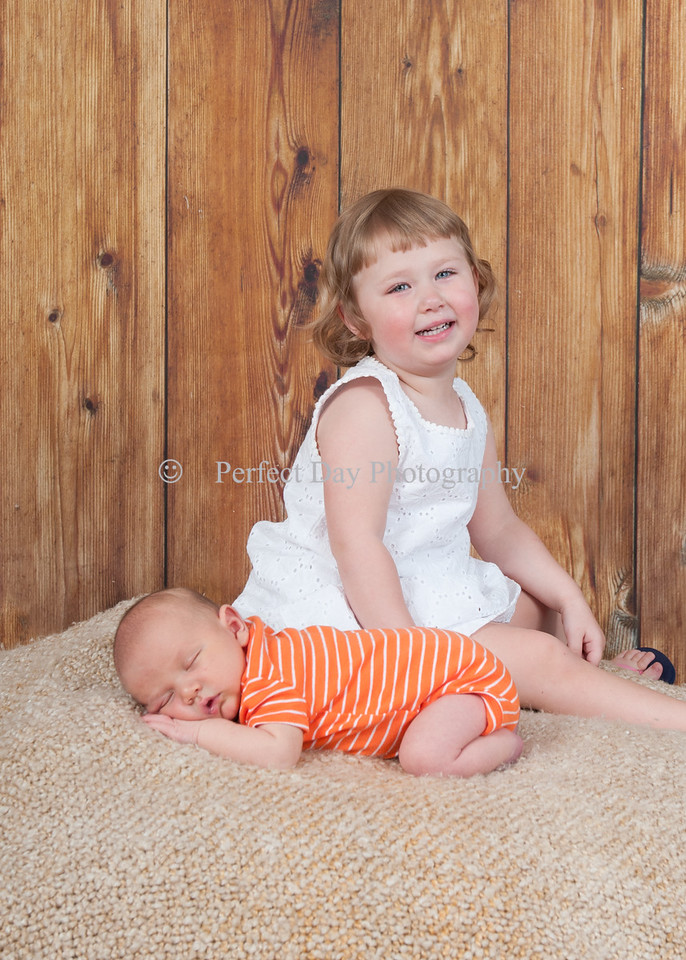 Ethan John - newborn session