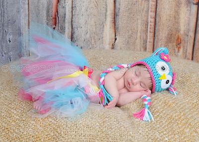 Juliette Paige's Newborn Session