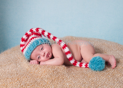 Matthew's Newborn Session