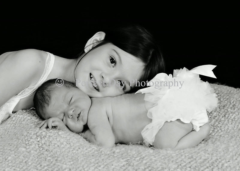 Rosalie's Newborn Session