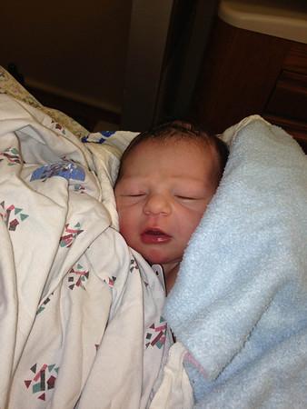 Baby Zaray-Mizrahi #3