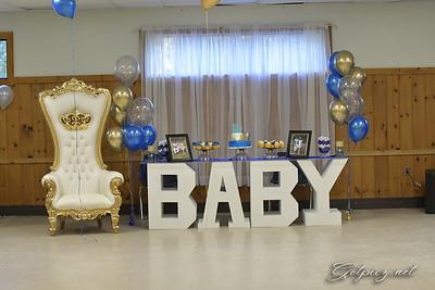 Belancia's Baby Shower 10-21-18