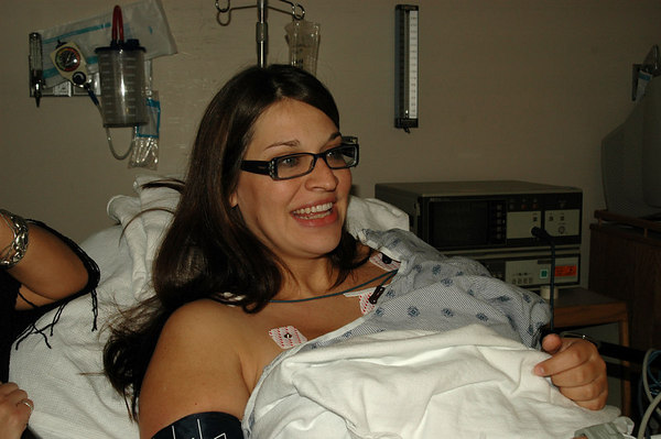 Maman Summie in the Recovery Room,