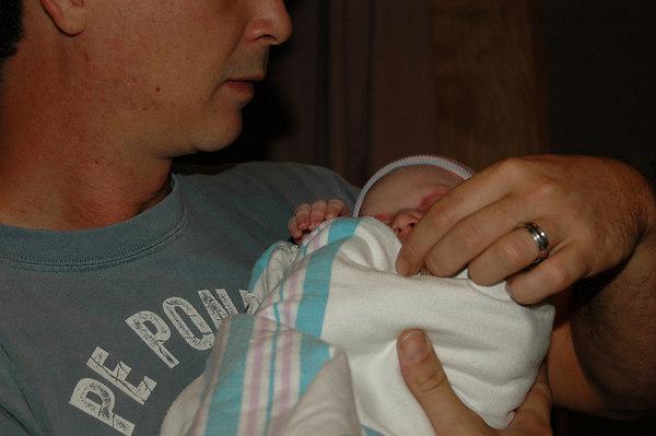 Ella & Daddy