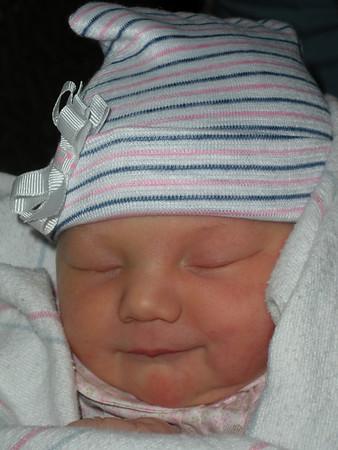 Birth of Logan Dawn