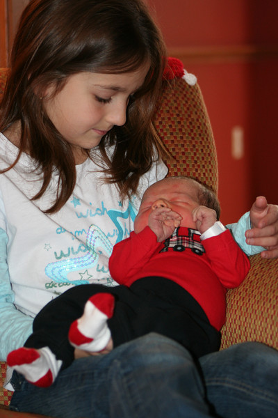 Birth of Thomas Michael Pezza