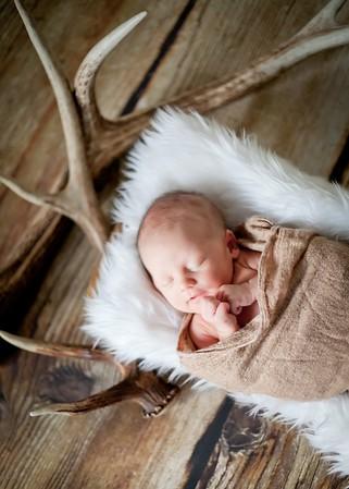 Baby Caleb