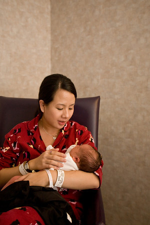 Caleb Peterson Newborn