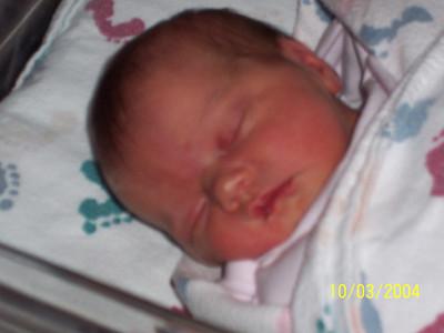 Camden's birth