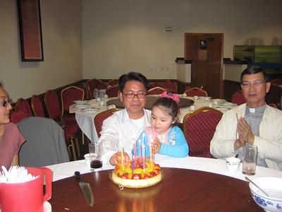 Cha Luc Birthday 2007