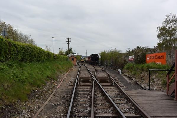 Jaimie at Chinnor Railway Apr 2015 032