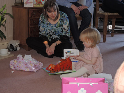 Jaimies 2nd Birthday Feb 2014 020