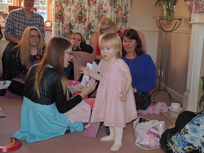 Jaimies 2nd Birthday Feb 2014 016