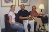 Rachel, Granddad and Grandma