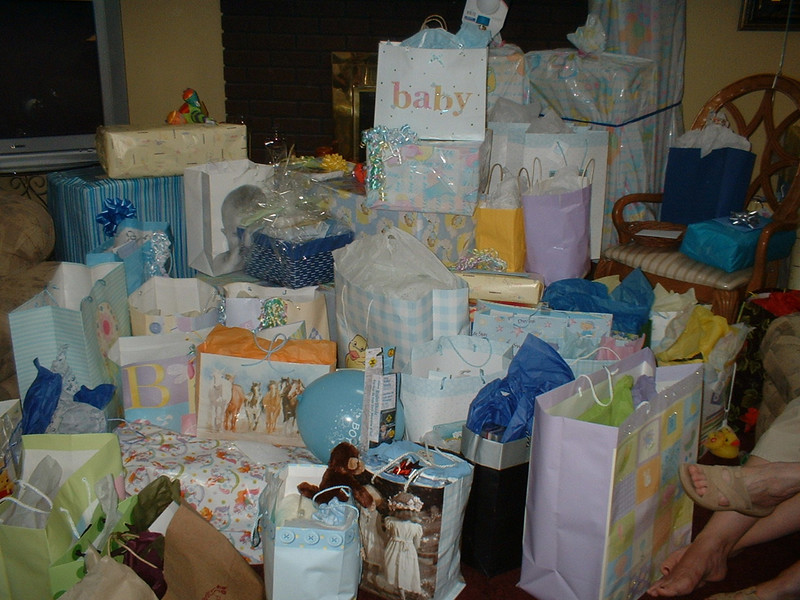 The GIFTS!!