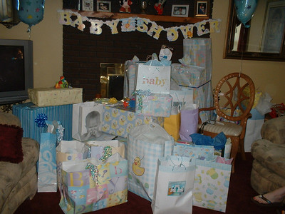 The gifts... This was just the beginning!