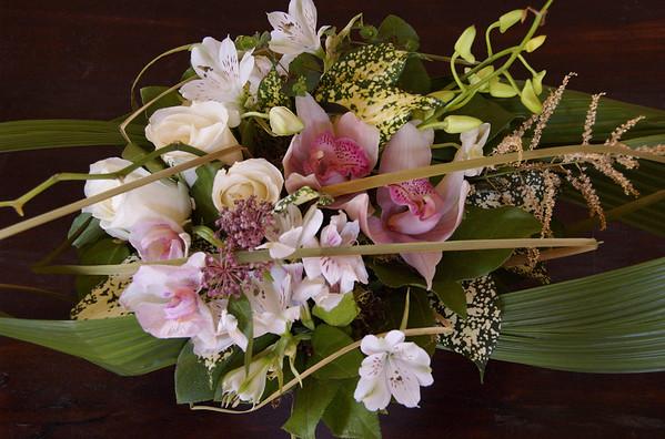 Beautiful bouquet for Cyane