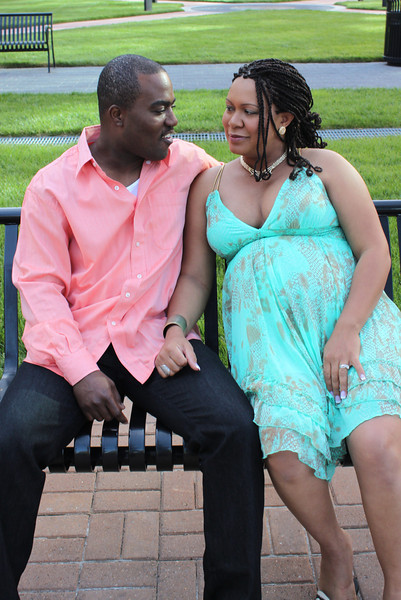 David and Claudia Maternity Photoshoot