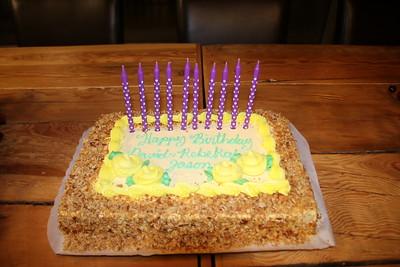 David's 43rd Birthday