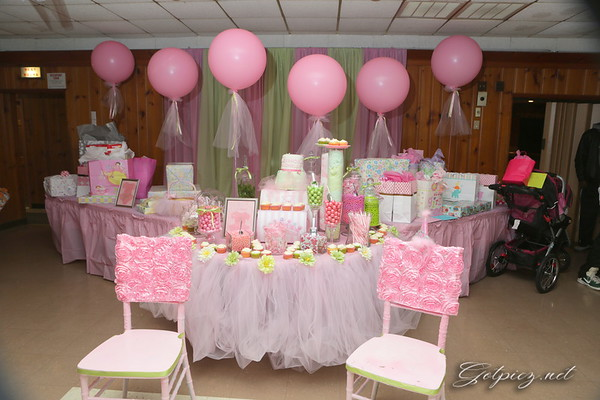 Deedra & Tye Baby shower Jan 17 2015