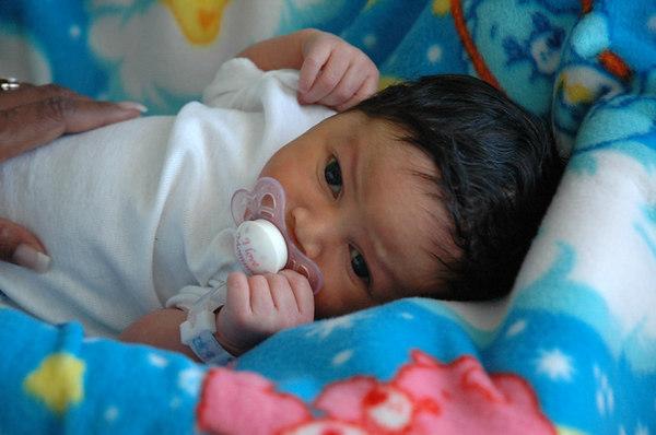 Grand Baby Girl -Woods & Brehon June 2006