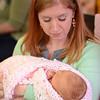 Meeting Auntie Rachel!