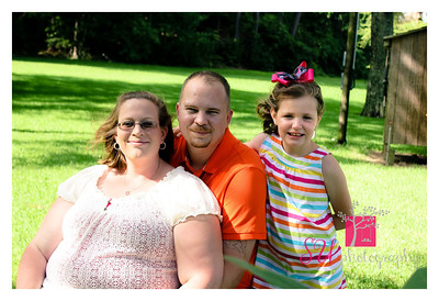 Harrell Maternity Family Session 2013