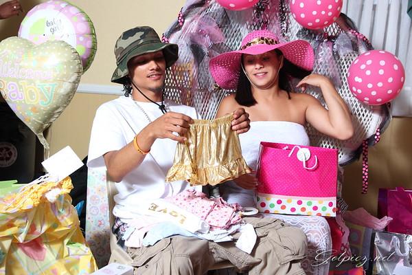 Iris & Gene Baby Shower 7-12-14