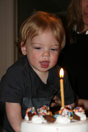 Jace's First Birthday