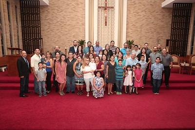 Jacob Flores Baptism (John Nathan Flores)