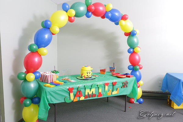 Jamill and Keema Babyshower Feb 21 2015