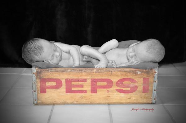 Twins-Josie & Lila