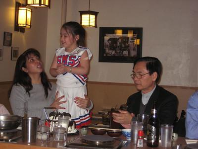 Ken & Cha Dinh's Birthday 2008