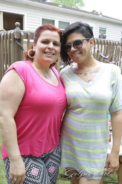 Mandy and I Self Baby Shower June 20 2015