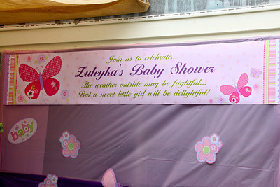 Marin Baby Shower