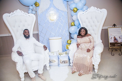 Maurice Kashawna and KySean 1.19.2019 Baby shower