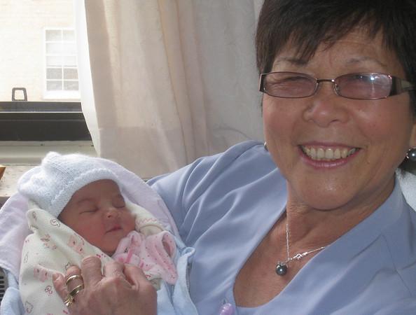 Proud Grandma Linda