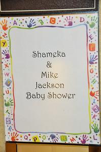 Meka & Mike Baby Shower for Brayden Jackson Feb 11, 2012
