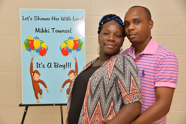 Mikki's Baby Shower