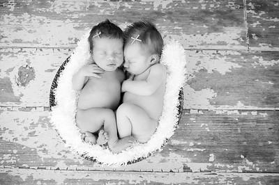 Millie & Anna