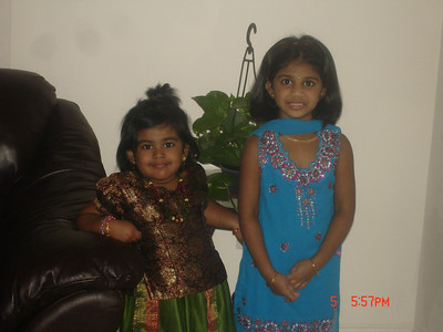 Nandini-4 years old