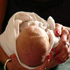 Wesley Lane in the very capable hands of Grandma McShoe (Kathy Shoemaker)