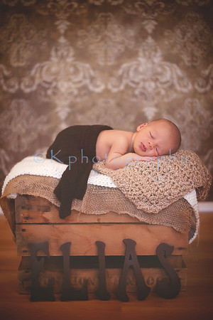 Newborn Elias
