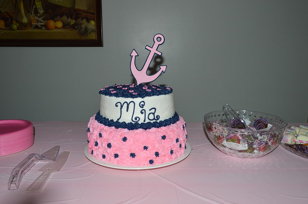 Nikki & Austin's Baby Shower for Mia
