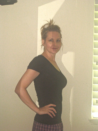 Pregnancy 9 Wks vs 39 Wks 2009