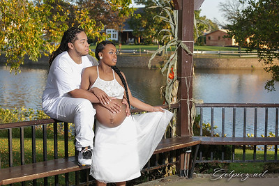 Ry'Asia & Bonji's Maternity Shoot