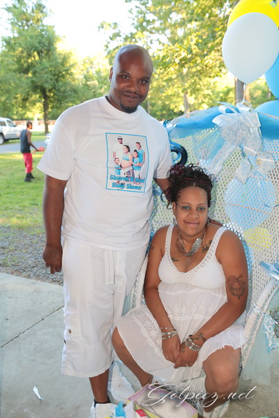 Shavon and Qawi Baby Shower 6-7-2014