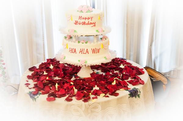 Shoke Ching Chow's  Birthday 2014